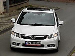 ORJİNAL-HATASIZ-BOYASIZ-İLK SAHBİNDEN HONDA CİVİC ECO ELEGANCE Honda Civic 1.6i VTEC Eco Elegance