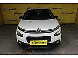 2019 MODEL-BOYASIZ-CITROEN C3 1.2 PURE TECH FEEL-OTOMATIK     Citroën C3 1.2 PureTech Feel