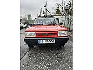 1995 MODEL KARTAL S 1.6 BENZİN LPG TERTEMİZ ARAÇ Tofaş Kartal S