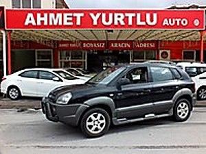AHMET YURLU AUTO 2006 TUCSON 2.0 CRDI 192.000KM BOYASIZ Hyundai Tucson 2.0 CRDi Style