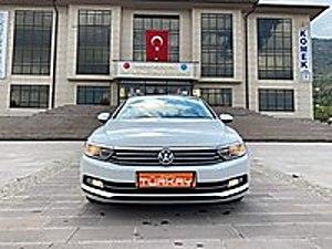 SÖZBİR TÜRKAYDAN 1.6 TDİ 120 HP AUT PASSAT BOYASIZ ÇİZİKSİZ COMF Volkswagen Passat 1.6 TDI BlueMotion Comfortline