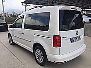 UÇAR OTOMOTİVDEN HATASIZ Volkswagen Caddy 2.0 TDI Trendline