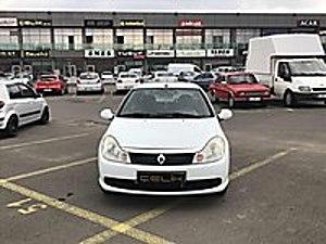 2012 MODEL SYMBOL 1.5 DCİ Renault Symbol 1.5 dCi Authentique