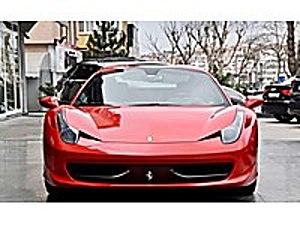 S CLASS-2013 FERRARİ 458 ITALIA SPYDER - HATASIZ - VERGİ BAR Ferrari 458 Spider