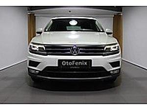 OTOFENİX HATASIZ 2016 VW TİGUAN DSG HİGHLİNE DONANIM 93.000KM Volkswagen Tiguan 1.4 TSI Comfortline