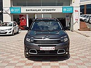 BAYRAKLAR DAN 2020 C5 AİRCROSS 1.5 FEEL ADVENTURE   0   KM Citroën C5 AirCross 1.5 BlueHDI Feel Adventure