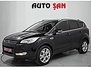 2013 KUGA SELECTIVE CAM TVN DERİ ELK BAGAJ SONY SYST BYK EKRAN Ford Kuga 1.6 EcoBoost Selective