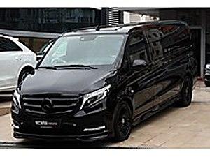 STELLA MOTORS 2019 VITO DİZAYN VİP ÖZEL ÜRETİM Mercedes - Benz Vito Tourer Select 119 CDI Select Plus