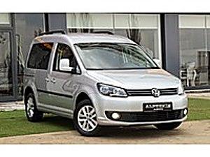HATASIZ BOYASIZ SERVİS BAKIMLI Volkswagen Caddy 1.6 TDI Comfortline