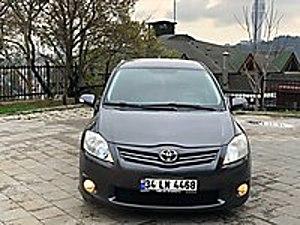 2011 TOYOTA AURİS 1.33 COMFORT Toyota Auris 1.33 Comfort