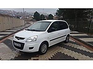 Değişensiz Kazasız Tertemiz Hyundai Matrix Muayenesi Yeni Hyundai Matrix 1.5 CRDi  Style