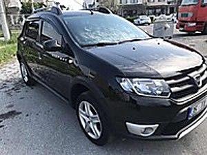 Biniciye Yakıt Cimrisi STEPWAY Dacia Sandero 1.5 dCi Stepway
