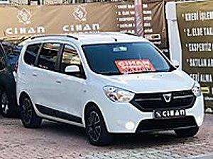 2017 BOYASIZ YENİ KASA DACIA LODGY DİZEL 1.5 DCI ECO 90 PS Dacia Lodgy 1.5 dCi Allroad