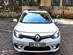 SUNROOF LU 2015 BOYASIZ FULL FULL FLUENCE ICON PRESTIJ Renault Fluence 1.5 dCi Icon