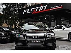 BAYİ 2012 A8 3.0 TDI QUATTROLONG SUNROF SOĞUTMA AİR M.MEDYA MASJ Audi A8 3.0 TDI Quattro Long