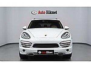 AUTO HİKMETTEN 2013 PORSCHE CAYANNE 3.0 DİESEL AIRMATİC HAFIZA Porsche Cayenne 3.0 Diesel