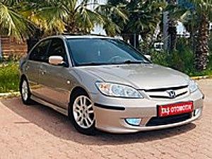 TAŞ OTOMOTİV 2005 Honda Civic 1.6 VTEC ES EMSALSİZ TEMİZLİKTE Honda Civic 1.6 VTEC ES