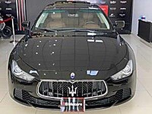 BMotors 2014 MASERATI GHIBLI 3.0 DIESEL FERMAS ÇIKIŞLI   BAKIMLI Maserati Ghibli 3.0