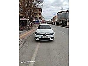 KARAMANOĞLUNDAN RENAULT FLUENCE TOUCH DCİ HATASIZ HASARSIZ Renault Fluence 1.5 dCi Touch