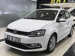 2017 VOLKSWAGEN POLO 1.4 TDİ DİZEL OTOMATİK 66.000 KM EMSALSİZ Volkswagen Polo 1.4 TDI Comfortline