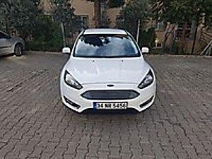 2015 1.6 tdci 115hp 6 ileri titanyum    Ford Focus 1.6 TDCi Titanium