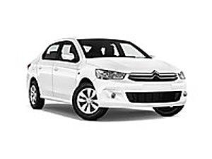 UYGUN FİYATA KİRALIK ARABA Citroën C-Elysée