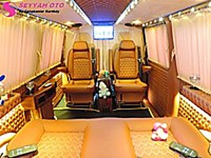 SEYYAH OTO 2013 Otomatik Uzun Vip Transporter 140HpPremium Paket Volkswagen Transporter 2.0 TDI City Van Comfortline
