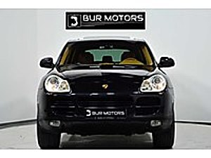 2005 PORSCHE CAYENNE 3.2 V6 TURBO TİPTRONİC AİRMATİC SUNROOF Porsche Cayenne 3.2
