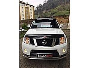 SAĞLAM OTOMOTIVDEN SATILIK HATASIZ NAVARA Nissan Navara 2.5 D 4x2 SE