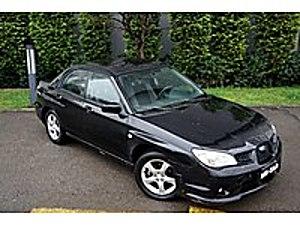 MS CAR DAN 2007 SUBARU İMPREZA 2.0 AWD 183.000KM Subaru Impreza 2.0 Comfort