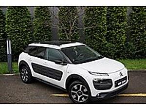 MS CAR DAN 2016 C4 CACTUS 1.6e-HDi OTOMATİK CAM TAVAN 117.000KM Citroën C4 Cactus C4 Cactus 1.6 e-HDi Shine