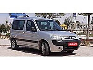 KAPLAN AUTO DAN 2003 HUSUSİ PEUGEOT PARTNER 1.6 XT 109 HP Peugeot Partner 1.6 XT