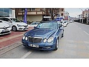 KARAMANOĞLUNDAN M1 170000 BİNDE TEK ELDEN TEK RENK HATASIZ Mercedes - Benz E Serisi E 200 Komp. Avantgarde