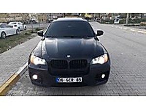 BMW X.6 2008 MODEL 3.0 xDrive SUNROOF GENİŞ EKRAN BMW X6 30d xDrive