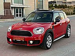 2017 MODEL MİNİ COOPER COUNTRYMAN 1.5 CİHİLİ   Mini Cooper Countryman 1.5 Chili