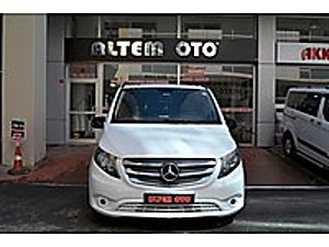 ALTEMOTO DAN 2018 MERCEDES-BENZ VİTO TOURER 111 CDI 75.000 KM Mercedes - Benz Vito Tourer 111 CDI Base