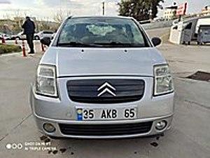 MERCAN OTOMOTİV GÜVENCESİYLE ÜCRETSİZ ADRESİNİZE TESLİM          Citroën C2 1.6 VTR