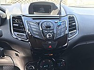 86 BİNDE OTOMOTİK  Ford Fiesta 1.6 Titanium