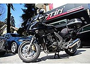 2008 HONDA CBF 1000 GİVİ ÇANTA 12 V ŞARJ GİDON YÜKSELTME HATASIZ Honda CBF 1000