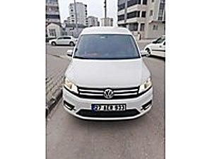 KESİNLİKLE HATA BOYA TRAMER YOKKKK Volkswagen Caddy 2.0 TDI Comfortline
