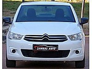 ŞAHBAZ AUTO 2013 CİTROEN C-ELYSEE 1.6 HDI HIZ SABİTLEME 140.000 Citroën C-Elysée 1.6 HDi  Confort
