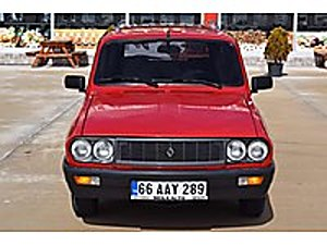 1992 SADECE 81.000 KM BOYASIZ ÇİZİKSİZ SW TOROS ALMANCIDAN SATLK Renault R 12 Toros