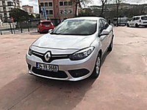 190 BİNDE OTOMATİK 110 HP Renault Fluence 1.5 dCi Joy