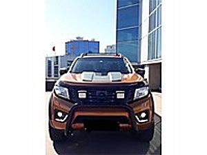 2017 NAVARA 2.3 DCI 4X4 PLATINUM EKSTRALI BOYASIZ 57.000 KM Nissan Navara 2.3 DCI 4x4