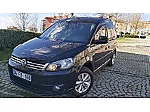 OTOMATIK 2012 MODEL 1.6 TDI TRENDLINE DSG HATASIZ TEMİZLİKTE Volkswagen Caddy 1.6 TDI Trendline