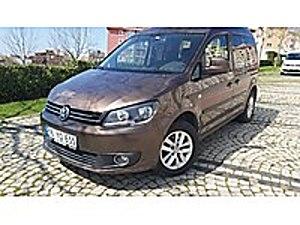 2012 MODEL CADDY COMFORTLİNE 1.6 TDI FUL FULL LANSMAN RENGİ Volkswagen Caddy 1.6 TDI Comfortline