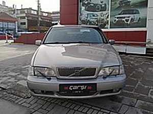 ÇARŞI DAN 97 MODEL SANRUFF OTOMATİK LPG li S 70 T5 İSVEÇ TANKI Volvo S70 2.0 T5