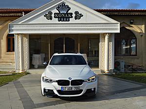 SAHIBINDEN BMW F30       40.YEARS NBT KIRMIZI KOLTUK