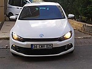 2012 VW SCİROCCO OTOMATİK 160 HP DÜŞÜK KM KUSURSUZ MOTOR MEKANİK Volkswagen Scirocco 1.4 TSI Sportline