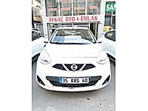2014 MODEL 56.000KM TAM OTOMATİK 1.2 STREET CVT Nissan Micra 1.2 Street